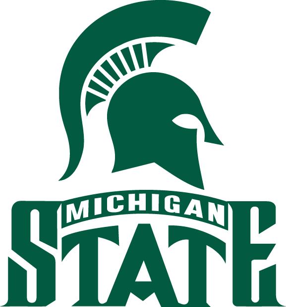 Michigan State University Clip Art.