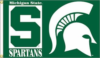 michigan state spartan head clip art #2
