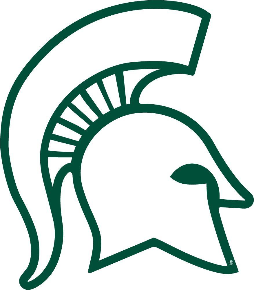 Spartan Head Logo.
