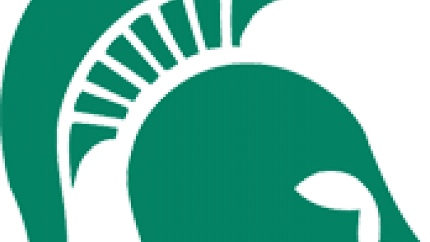 Spartan clipart michigan state, Spartan michigan state.