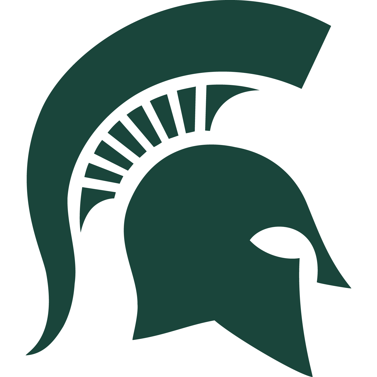 Michigan State University Clipart.