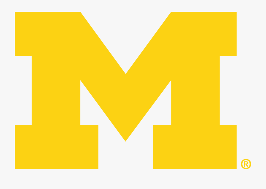 Michigan Wolverines Logo Block M University Of Michigan.