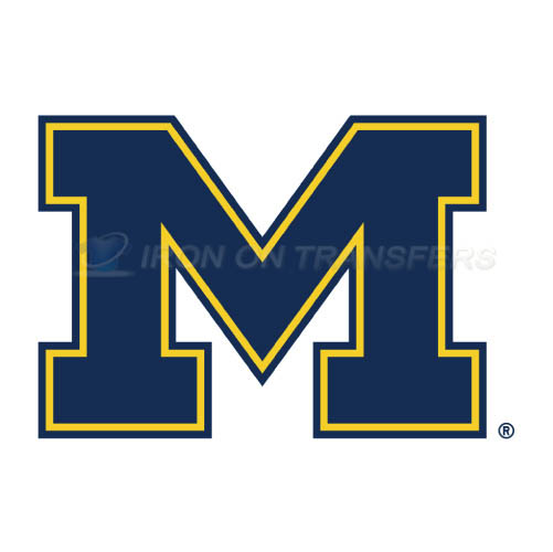 Michigan Wolverines Logo T.
