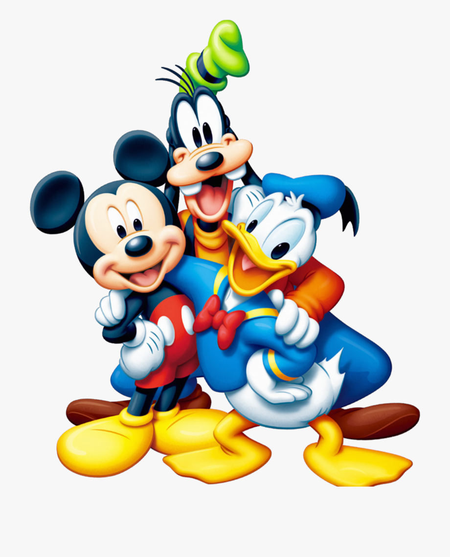 Mickey Clubhouse Png.