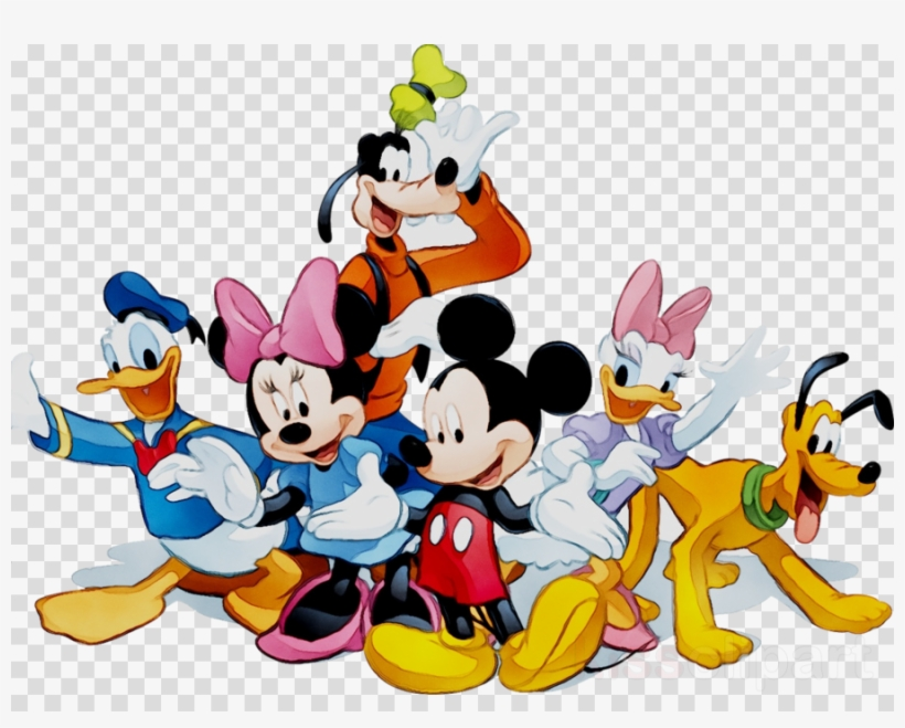 Mickey Mouse And Friends Png Clipart Mickey Mouse Donald PNG.