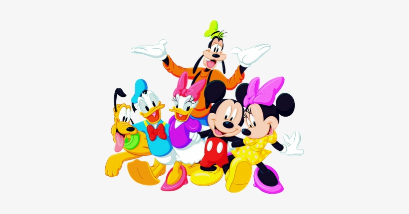 Disney And Cartoon Clip Art Images Comicscartoon Characters.