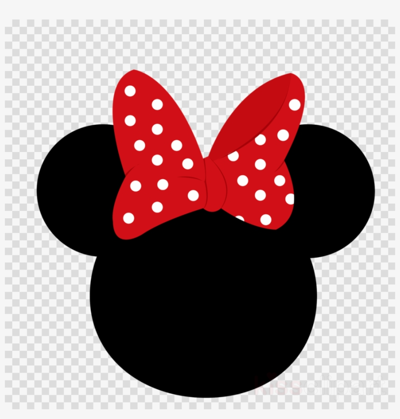 Minnie Mouse Head Clipart Minnie Mouse Mickey Mouse.
