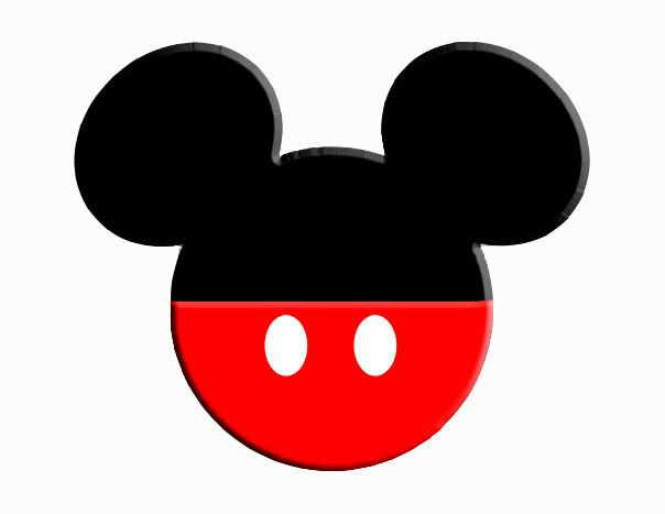 Mickey And Minnie Ears Clipart.