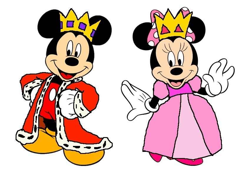 Free Mickey And Minnie Mouse, Download Free Clip Art, Free.