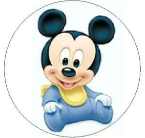 baby mickey mouse.