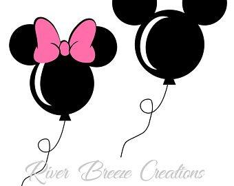 Mickey mouse balloon clipart 2 » Clipart Portal.