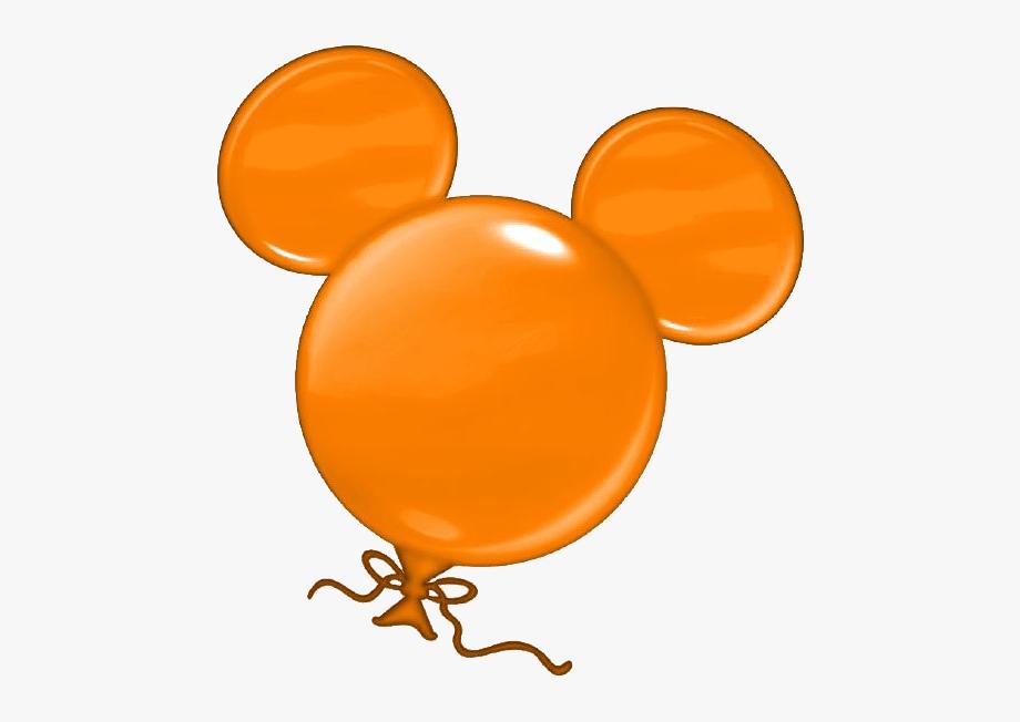 Mickey Balloon Clipart.