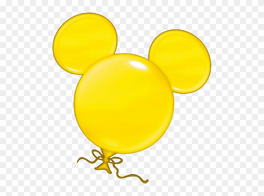 Mickey Balloon.