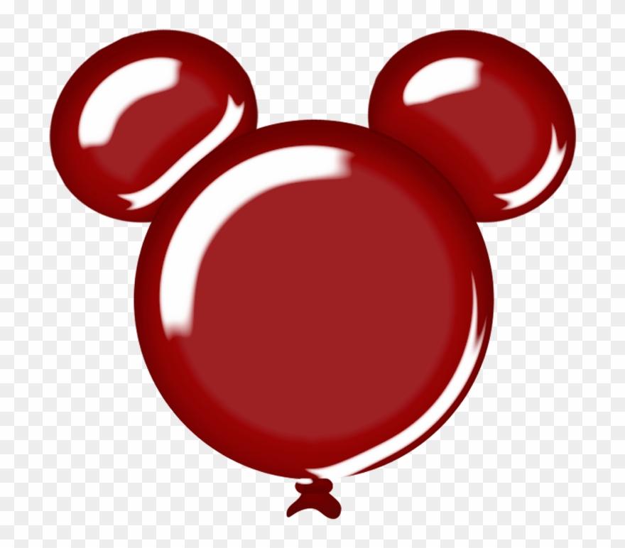 Mickey Balloon Clipart Mickey Mouse Balloons Clip Art.