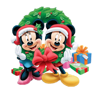Mickey Mouse And Friends Xmas Clip Art Images Free To Copy.