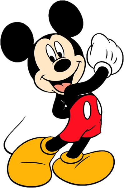 Mickey Mouse Clip Art & Mickey Mouse Clip Art Clip Art Images.