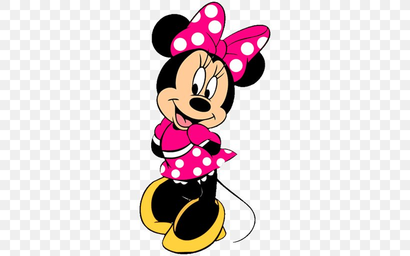 Minnie Mouse Mickey Mouse Goofy Clip Art, PNG, 600x512px.