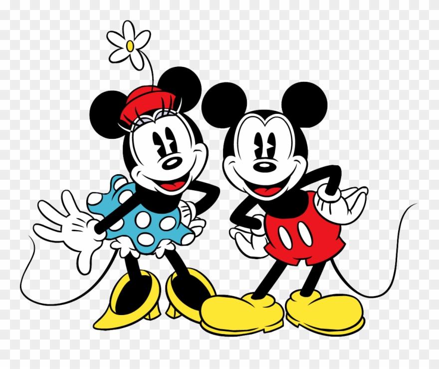 Clip Art Of Disney World Clipart Mickey Mouse Magic.