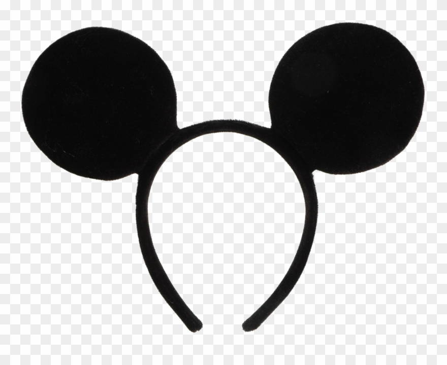 Disney Mickey Mouse Ears Baby Girls Dress Up Headband.