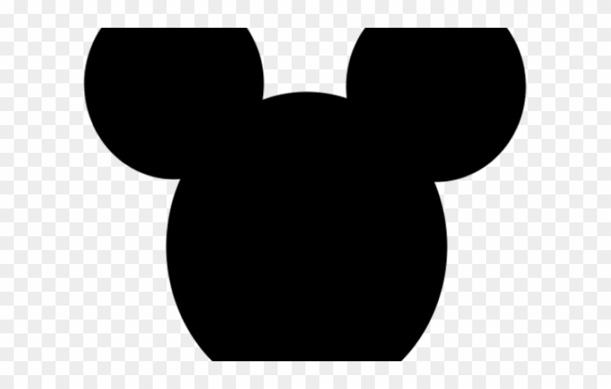 Mickey Mouse Ear Template Printable.