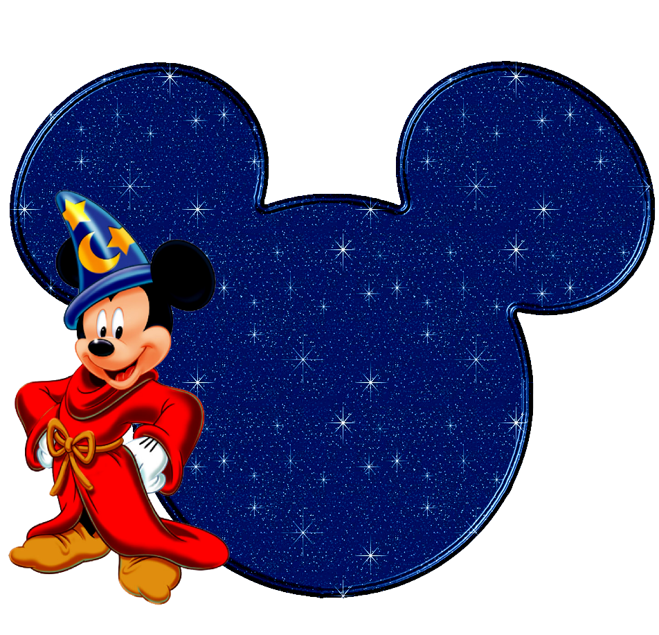 Disney clipart mickey ears sorcerers hat.