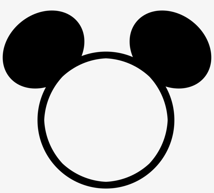 Mickey Mouse Png Head.