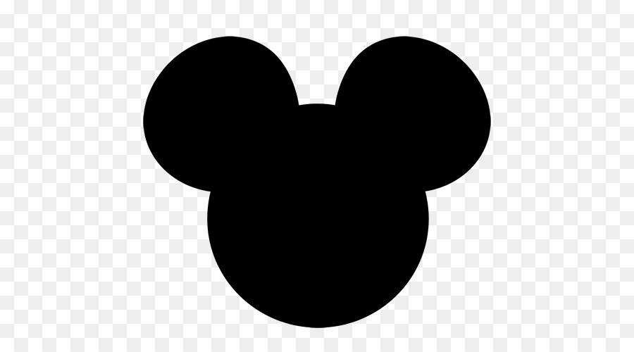 Free Mickey Ears Silhouette Clip Art, Download Free Clip Art.