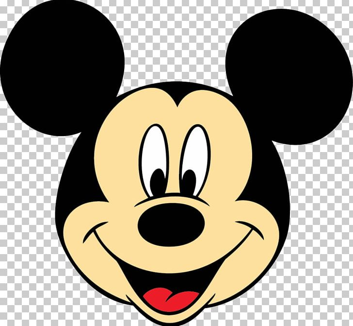 Mickey Mouse Minnie Mouse PNG, Clipart, Clip Art, Face.