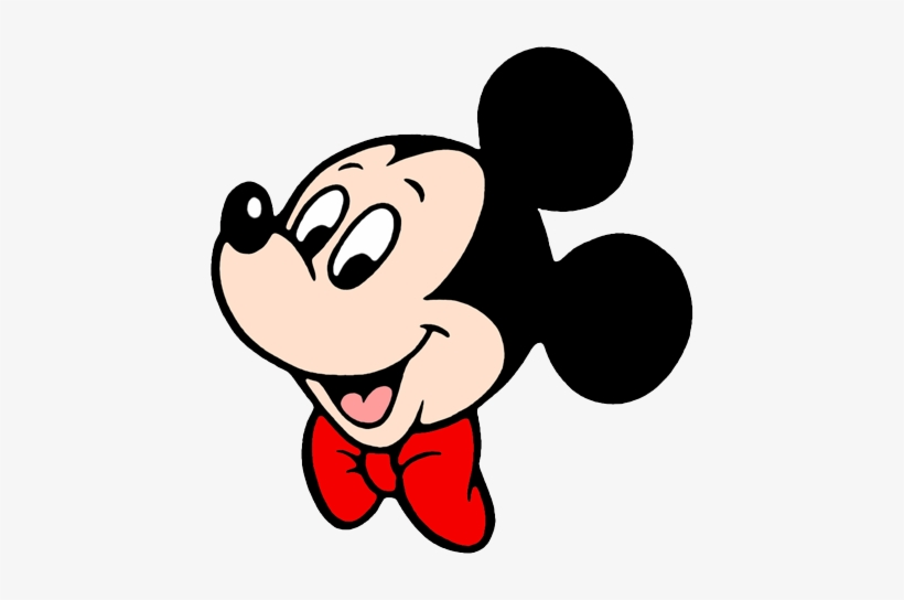 Mickey Mouse Clip Art 2.