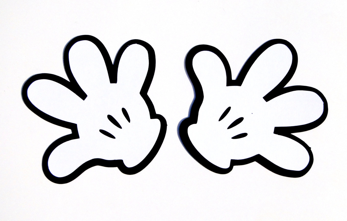 Free Mickey Hand Cliparts, Download Free Clip Art, Free Clip.