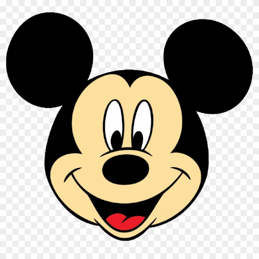 Mickey Mouse Head.