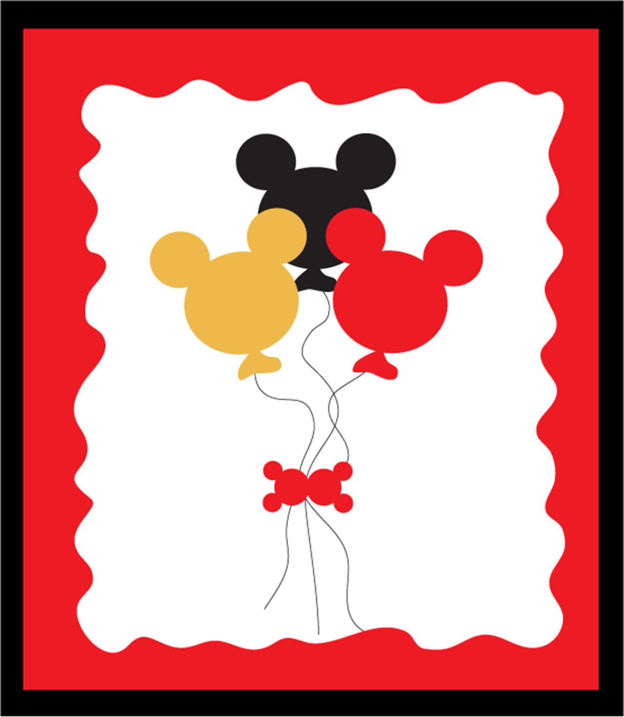 Mickey Mouse Happy Birthday Clip Art.