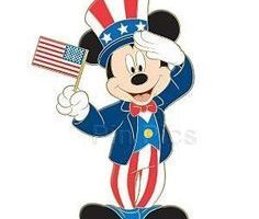 Mickey mouse 4th of july clipart 1 » Clipart Portal.