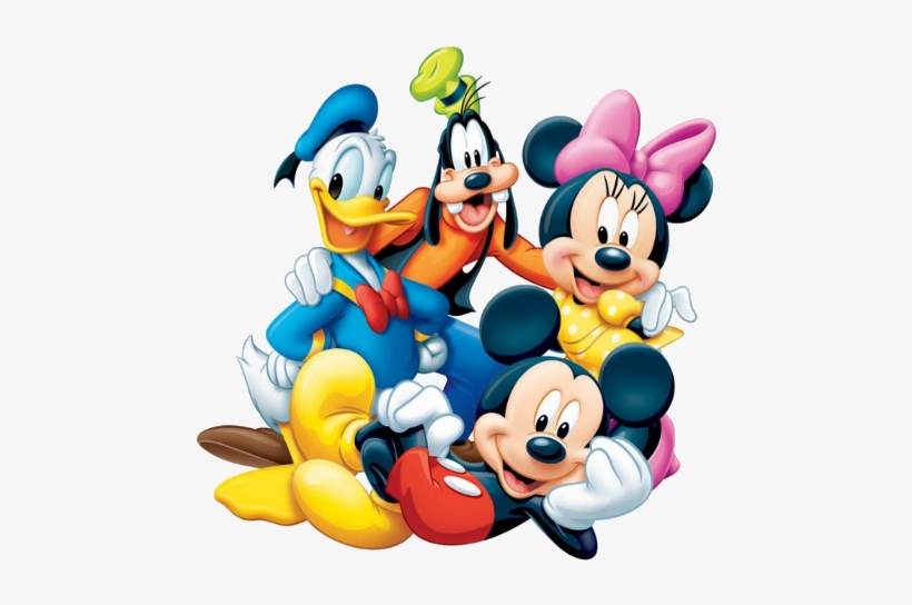 Mickey Mouse Clubhouse Clipart Png For Kids.