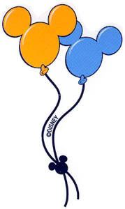 mickey mouse balloon clipart #10
