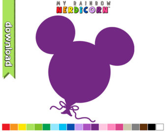 Mickey Mouse Water Tower Clipart.