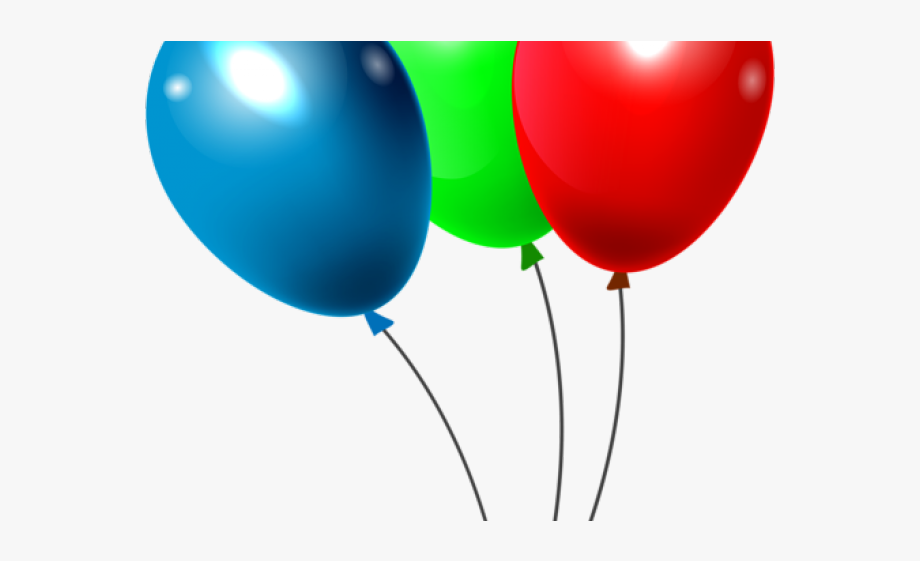 Birthday Balloon Clipart.