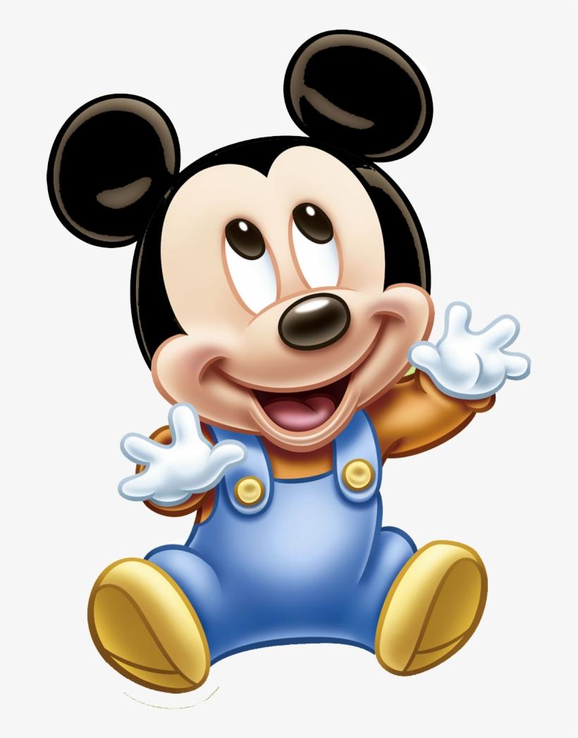 Mickey Bebe Png.