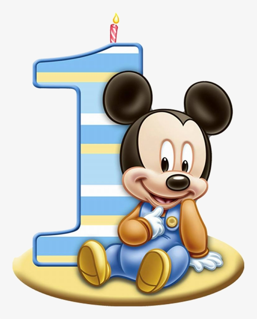 Mickey Mouse Birthday PNG & Download Transparent Mickey.
