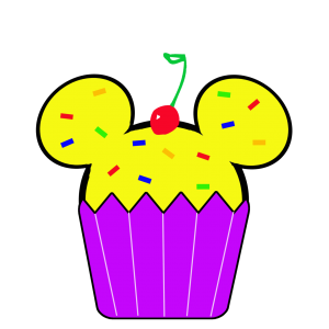 Birthday Cake Clip Art Mickey Mouse.