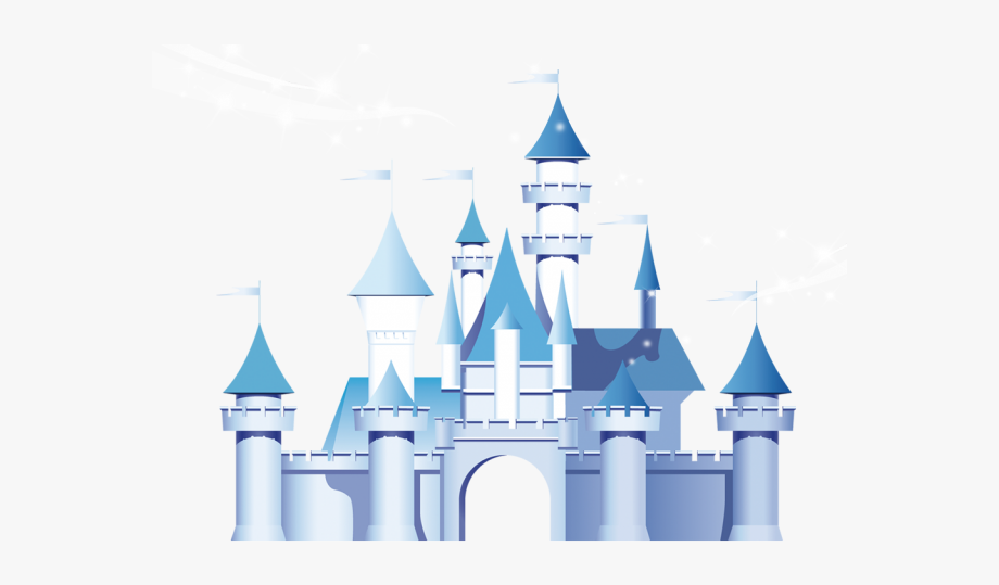 Castle Clipart Minnie Mouse.