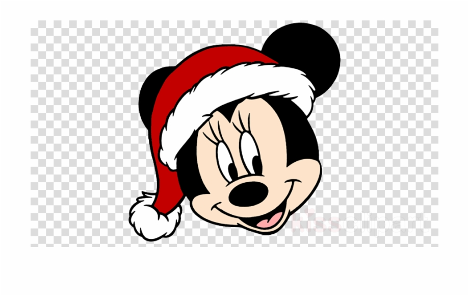 Mickey Mouse Christmas Face Clipart Minnie Mouse Mickey.