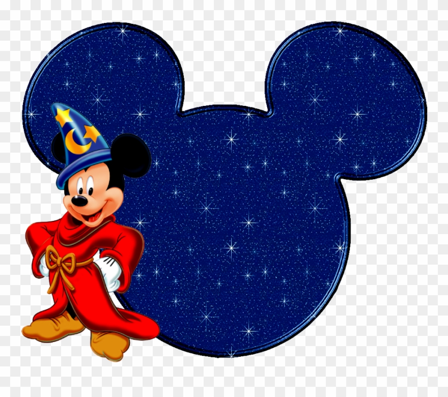 Mickey Mouse Clip Art Silhouette Free Clipart Images.