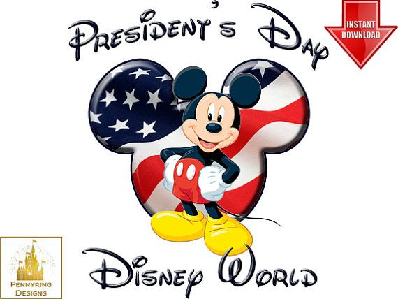 mickey mouse clipart presidents day 20 free Cliparts ...