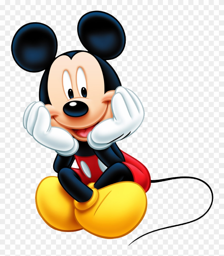 Mickey Mouse Transparent Mickey Mouse Png Transparent.