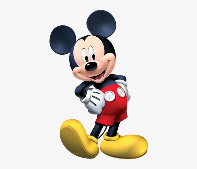Mouse Clubhouse Clipart.