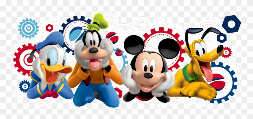 Mickey Mouse Classic Cartoons, Mickey Mouse House,.