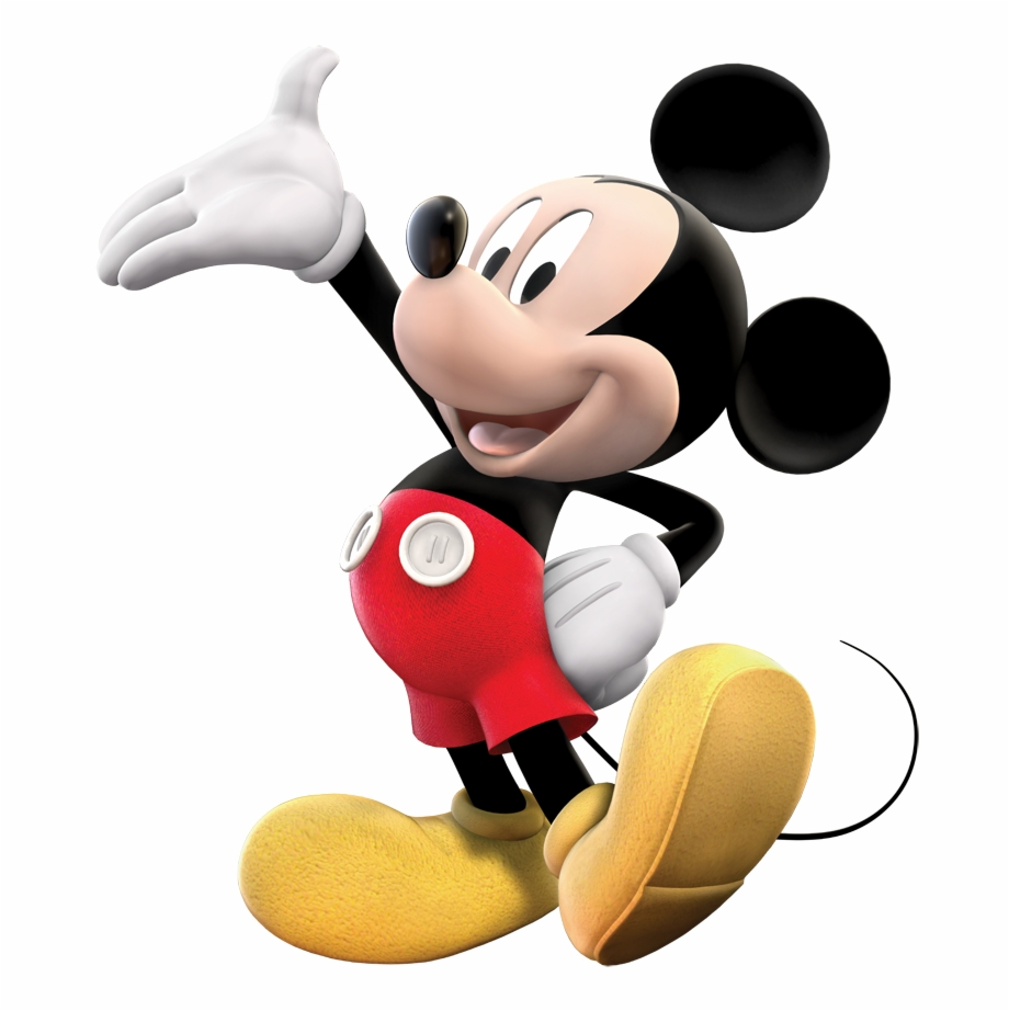 La Casa De Mickey Mouse.