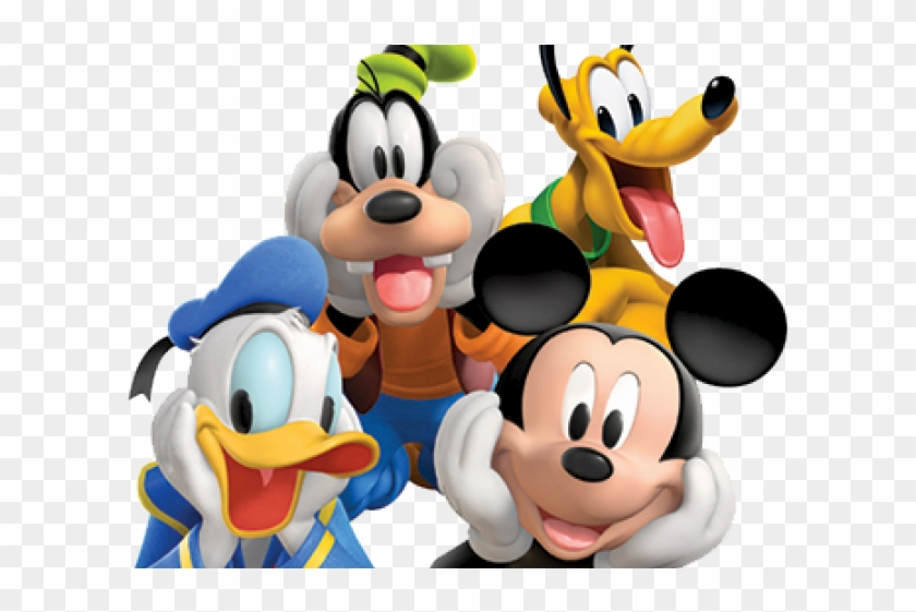 Friends Clipart Mickey Mouse Clubhouse.
