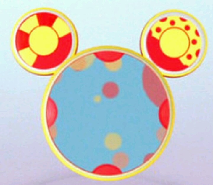 Toodles Mickey Mouse Clipart.